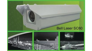 Thermal Imaging Surveillance Camera