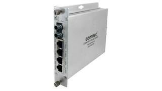 Managed Ethernet Switch from Comnet