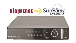 SureView Systems announces technology integration with Digimerge