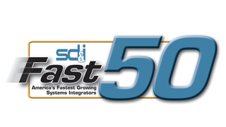 2012 SD&I Fast50: Ranked by Percentage Growth