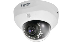 VIVOTEK's FD8135H and FD8335H Megapixel Dome Cameras