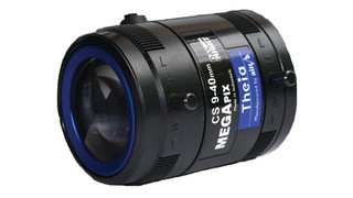 P-iris Megapixel Lens from Theia