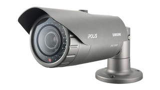 3 Megapixel Outdoor Camera from Samsung Techwin America