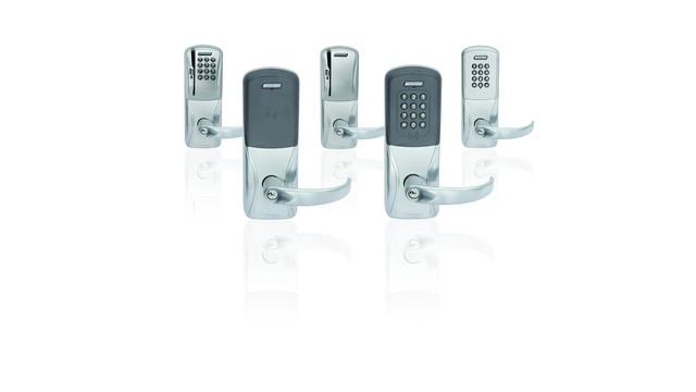 Integrated Access Control Technologies From Schneider