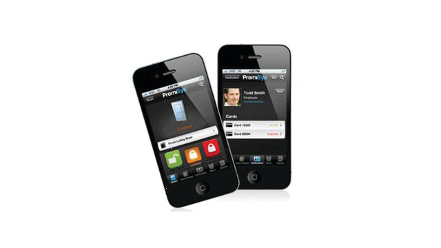 IDenticard's PremiSys Mobile Interface