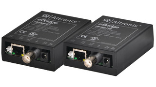 IP Transmission over Coax from Altronix