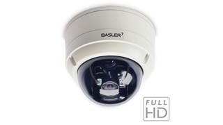Basler's BIP2-D1920c-dn IP Dome Cameras
