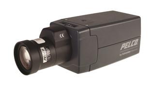 Pelco's C20 Series Box Cameras