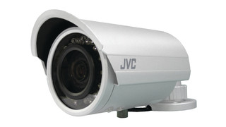 Outdoor Analog Bullet Camera from JVC