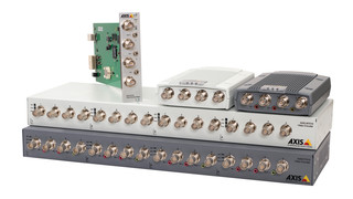Video Encoders from Axis Communications