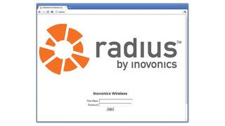 Radius Duress Alarm Response System from Inovonics