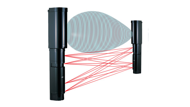 Perimeter Security Sensor from Takex