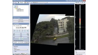 AllGoVision's Video Stitching and PTZ Functionality Analytics Features