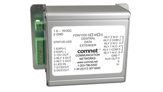 ComNet's FDW1000 Fiber Optic Extender