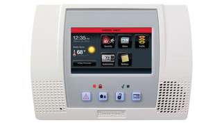Honeywell's LYNX Touch 5100 Alarm Panel