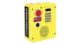 GAI-Tronics' RED ALERT WiFI VoIP Emergency Telephones