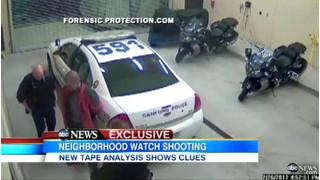 Surveillance video re-digitized in Trayvon Martin case