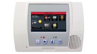 Honeywell's LYNX Touch 5100 Alarm Panel