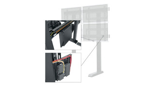 VisionFrame Video Monitor Wall System