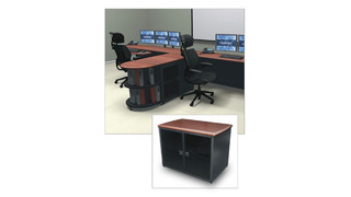 Middle Atlantic announces new storage options for its ViewPoint Console system
