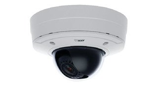 Axis' P33 Fixed Dome Network Cameras