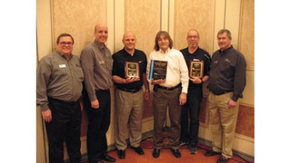 1 Volt Associates wins 'Security Rep of the Year' award from Middle Atlantic Products