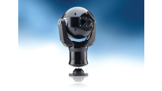 Bosch's MIC Series 612 Thermal PTZ Camera