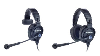 Clear-Com's CC-300 and CC-400 Headsets