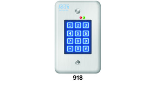 Entry Check Heavy Duty Programmable Keypads