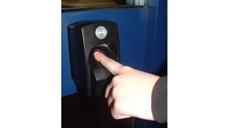 High school installs iEvo fingerprint readers