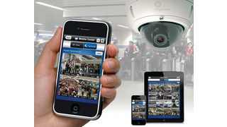 IndigoVision Mobile Center Surveillance App