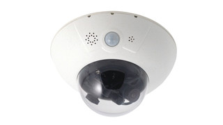 Mobotix's D14D DualDome Cameras