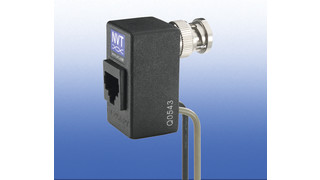 NVT Model NV-216A-PV Video Transceiver