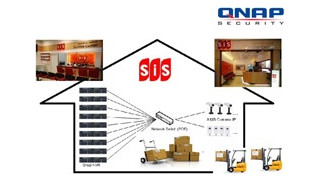 SiS Distribution deploys network video storage solution