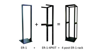 VMP's ER-1-4PKIT Rack Expansion Kit