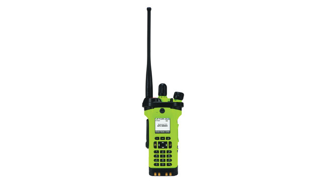 APX Project 25 (P25) two-way radios