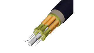AFL's Rugged Indoor/Outdoor Breakout Fiber Optic Cable