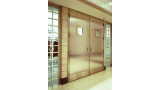 Ingersoll Rand's Steelcraft LS-Series doors and FS-Series frames