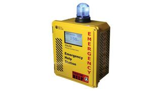 Metis Secure's MS-6100 Emergency Help Station