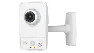 Axis Communications' M1033-W and M1034-W Wireless Cameras