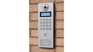 Paxton Access' IP PoE enabled Video Intercom