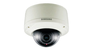 Samsung's iPolis SNV-7080R and SNV-5080R Dome Cameras