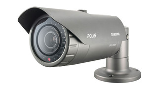Samsung's iPolis SNO-7080R and SNO-5080R Bullet Style Cameras