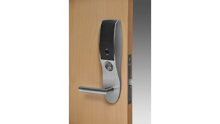 PR100 lock with Aperio wireless technology