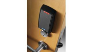 Sargent's SE LP10 Integrated Wiegand Lock