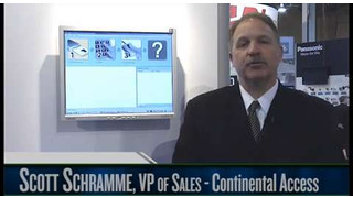 VIDEO: Continental Access' integration with identification credentials