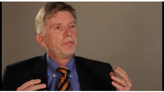 Video: Bill Raisch discusses INTERCEP and risk coordination