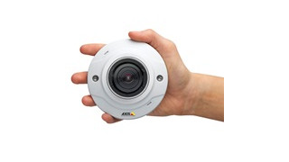 Axis Communications' M30 Series Mini Dome Cameras