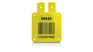 HID Global's SlimFlex Square Tag