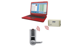 E-Plex Wireless Access Control
